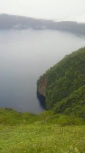 中標津摩周湖