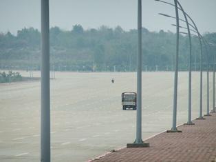 ミャンマー道路